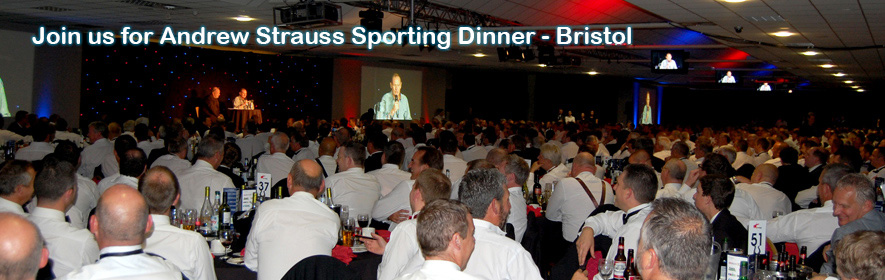 Andrew Strauss Sporting Dinner